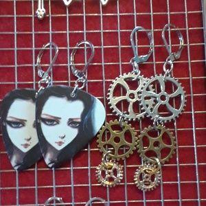 Handmade earrings 2 for $10